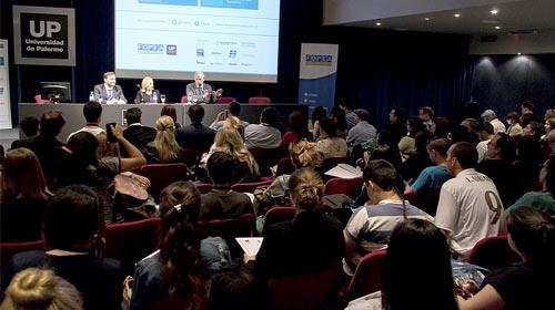 XIII Congreso Internacional de Periodismo FOPEA en la UP: