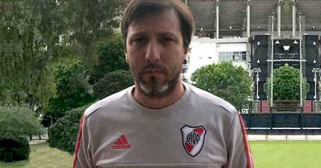 Adrián Rizzuto, egresado de Psicología UP, es el psicólogo deportivo del Club Atlético River Plate