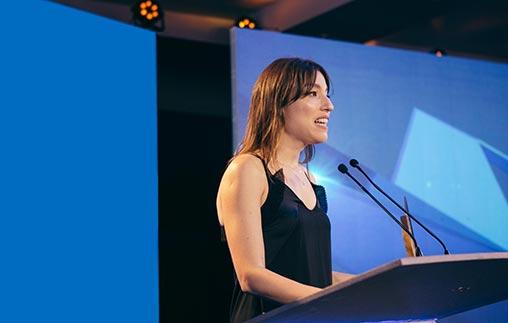 Maia Jastreblansky, profesora de UP, distinguida en los premios FOPEA al periodismo de investigación
