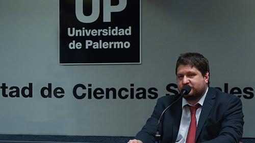Nicolás Wiñazki brindó una charla en la UP sobre periodismo de investigación