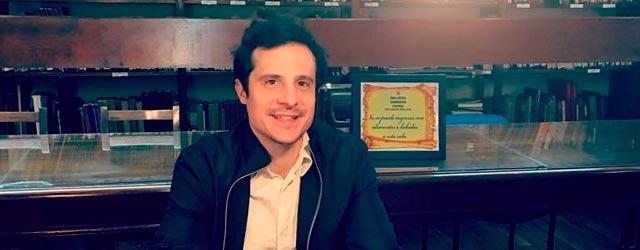 Andrés Buschiazzo, director académico del Centro de Estudios Adlerianos – IAIP Uruguay y alumno del Doctorado en Psicología UP