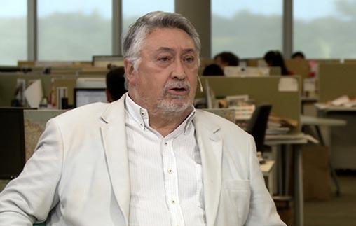 Clase magistral de Guillermo Salatino: El tenis argentino; presente y futuro