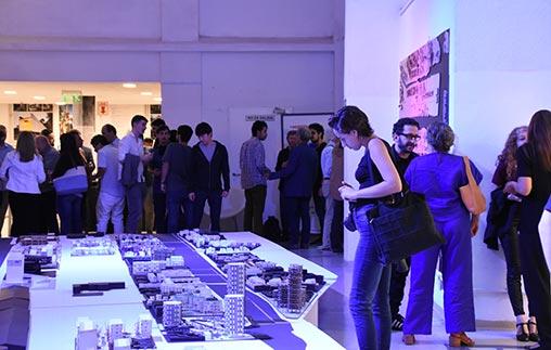 Muestra Abierta de los Talleres de Arquitectura 2019