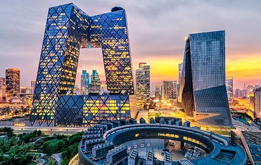 Convocatoria para realizar una práctica profesional en el estudio BIAD Beijing Institute of Architecture Design