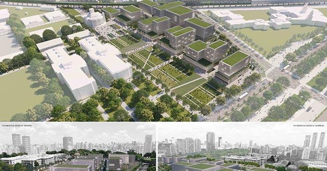 Profesor de la Facultad de Arquitectura UP ganó concurso para urbanizar el Pabellón del Centenario