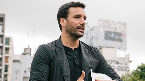 Álvaro García Resta, arquitecto UP y subsecretario de proyectos públicos en el Ministerio de Desarrollo Urbano y Transporte GCBA