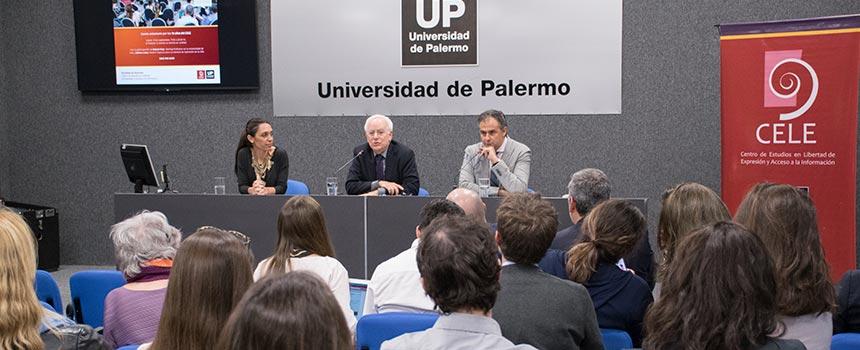El CELE celebró sus 10 años junto a distinguidos expertos y expertas en libertad de expresión