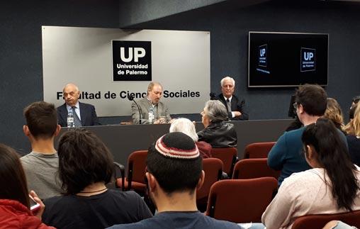Diplomáticos disertaron en UP sobre el rol de la ONU