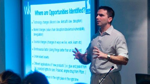 Programa Ejecutivo Plan de Negocios para emprendedores