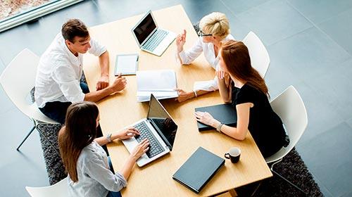 Programa Ejecutivo Plan de negocios para presentar a inversores