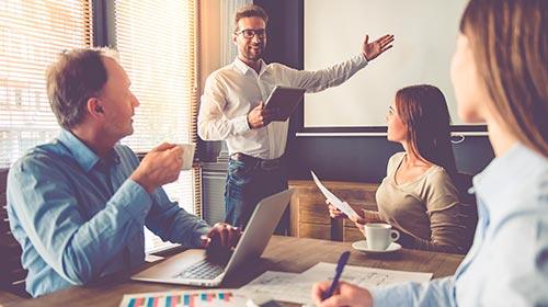 Programa ejecutivo Storytelling y presentaciones efectivas