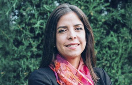 Daniela Salazar, investigadora del CELE, es la nueva vicepresidenta de la Corte Constitucional de Ecuador