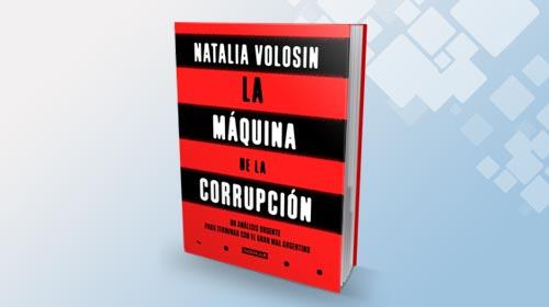 Presentación del libro La Máquina de la Corrupción