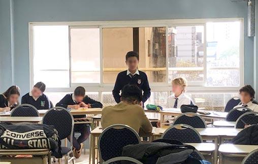 Estudiantes secundarios debaten en la UP