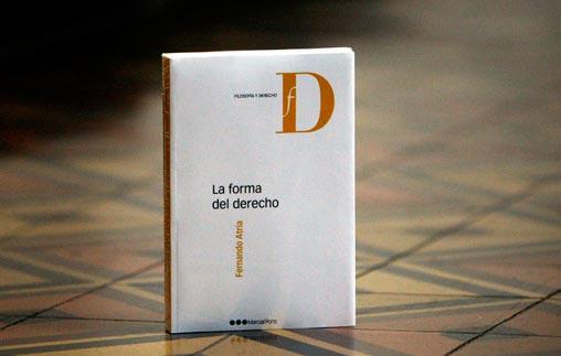 Roberto Gargarella invitado al Seminario Las formas del Derecho