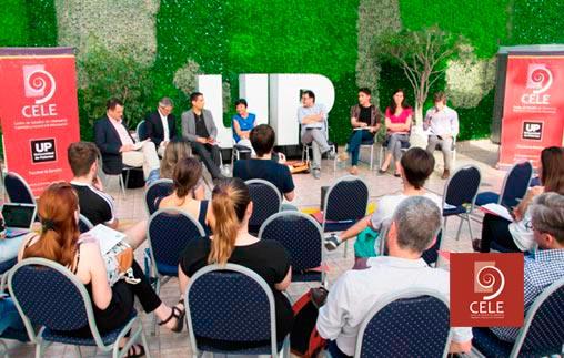 Evento aniversario por los 10 años del CELE UP