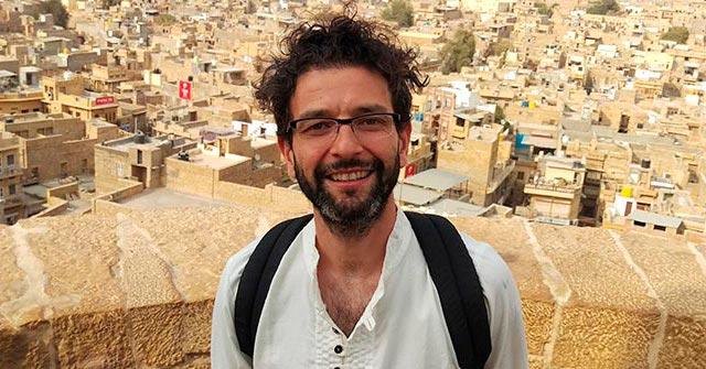 Mariano Nino, estudiante de Derecho UP y parte del equipo de Innocence Project Argentina