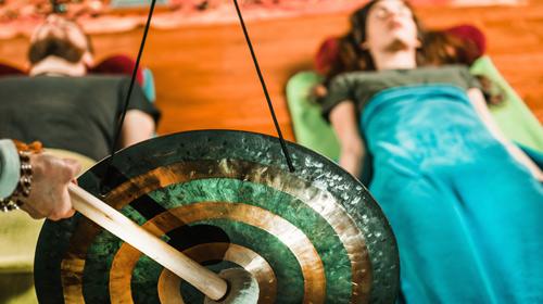 Workshop:Sonoterapia. Herramientas sonoras y vibracionales ancestrales