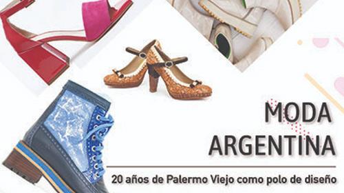 20 años de Palermo Viejo como polo de diseño<br />Moda Argentina