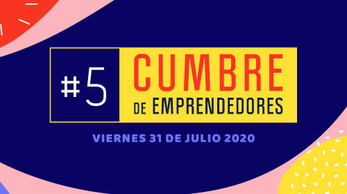 Cumbre virtual de emprendedores