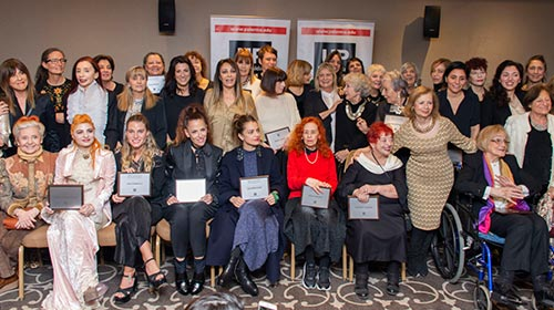 Premio Mujeres Creativas 2019