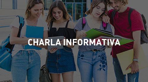 Charla informativa para interesados en comenzar carreras de la Facultad en marzo 2020
