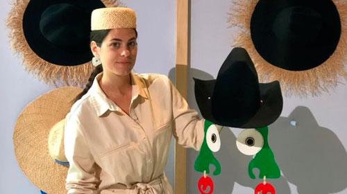 Cierre Milan Fashion Week: quién es la argentina que reinventó la tradición sombrerera