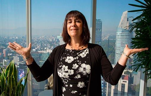 Patricia Bindi: Directora en HSBC Argentina, egresada UP