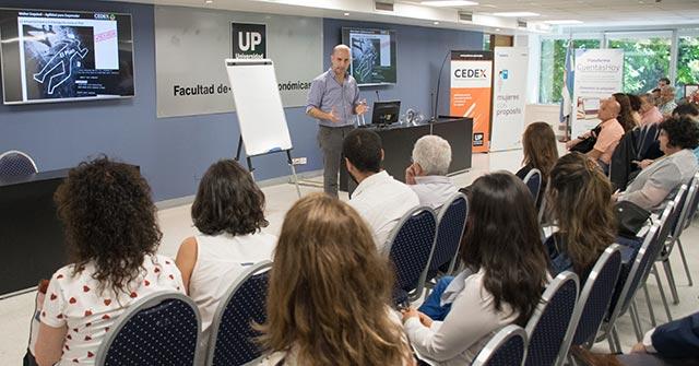 """El Centro de Desarrollo para Emprendedores y Exportadores UP organizó la jornada """"Open CEDEX: Feria de emprendedores"""