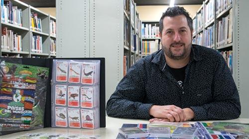 Alejandro Bezares, egresado del MBA UP, creó el juego de cartas Luminias que recientemente lanzó su aplicación digital