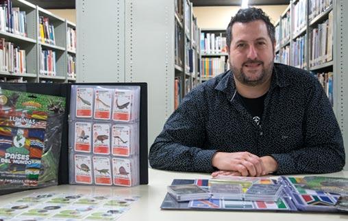 Alejandro Bezares, estudió el MBA UP, donde creó el juego de cartas Luminias