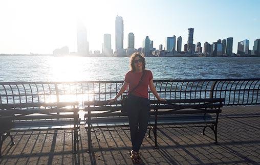 Florencia Gamba, estudia el MBA UP y realizó un intercambio en NYU