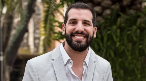 Luciano Calocero, Online Business Manager en HP y alumno MBA UP
