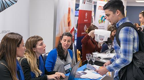 Feria de Empresas UP 2019: destacadas compañías participaron del evento
