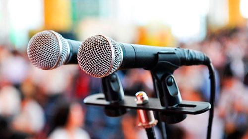 Seminario: Public speaking and pitch