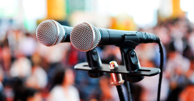 Seminario: Public speaking and pitch