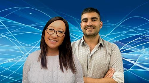 Una estudiante y un profesor de Ingeniería UP elaboraron una herramienta de detección de Alzheimer con IA aplicada