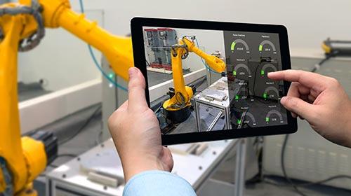 Robótica Industrial Paradigmas y elementos de la 5ta revolución industrial