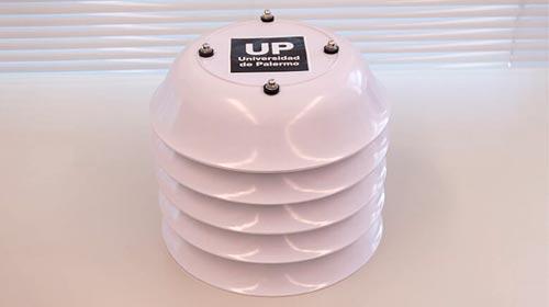 El Laboratorio de Electrónica UP desarrolló una estación para medir la calidad del aire