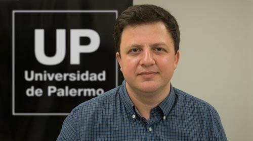 Máximo Iaconis, Ingeniero UP, creó y dirige <em>Telener 360</em>, empresa que trabaja con energía eólica
