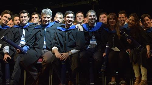 Premio Logro Profesional 2019 de la Facultad de Ingeniería