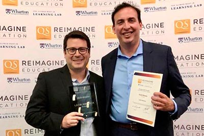 Premio Reimagine Education