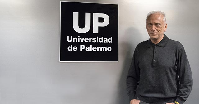 El relator Walter Nelson, nuevo docente de Periodismo Deportivo