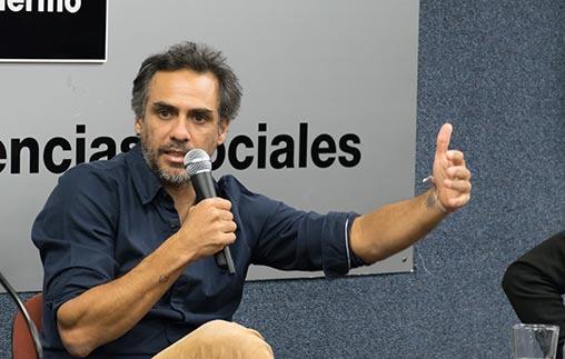 """Mariano Zabaleta en la UP: """"El tenis te forma como persona"""""""