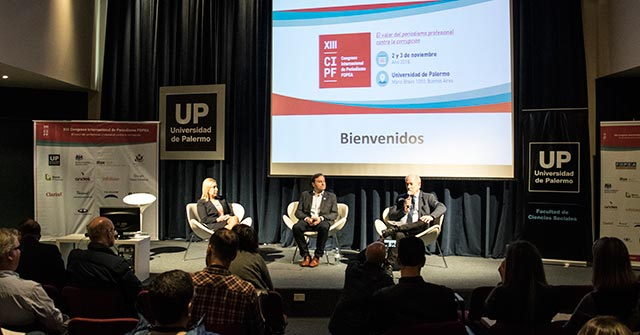 XIV Congreso Internacional de Periodismo FOPEA