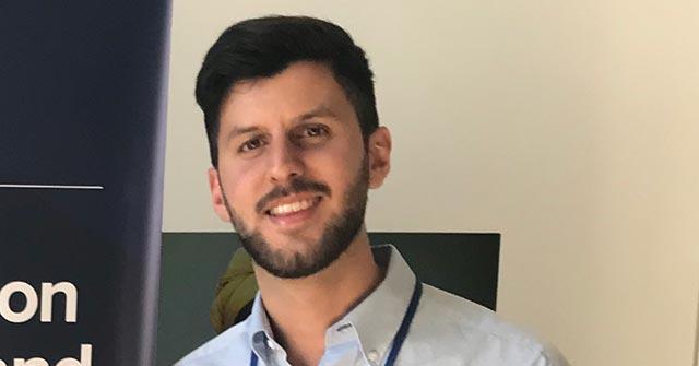 Federico D'Amico es graduado de Periodismo Deportivo UP y se incursionó en el ámbito corporativo enTechint