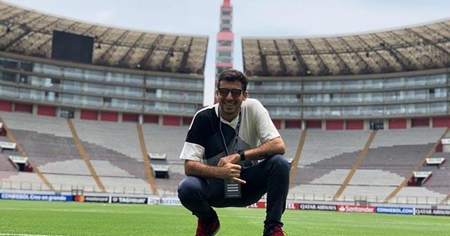 Jordan Elias estudió Periodismo Deportivo UP y trabaja en Torneos y Competencias