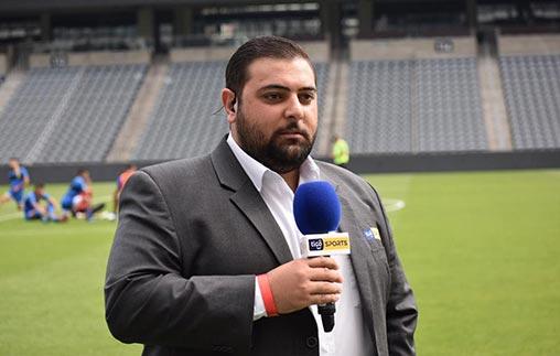 Sebastián Coma estudió Periodismo Deportivo UP y trabaja en TIGO Sports de Guatemala