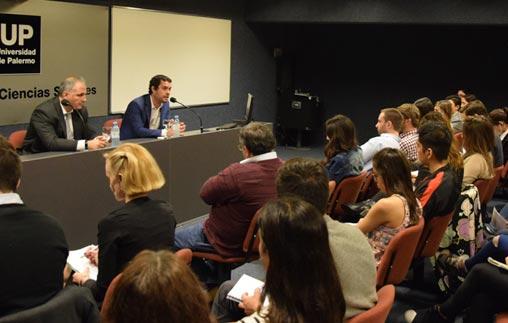 Charla abierta de Relaciones Internacionales: Voto argentino en el exterior y diplomacia federal