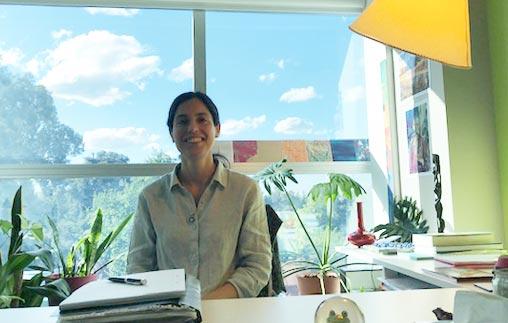 Ingrid Iaquinta, egresada de Psicología UP, se especializa en Psicología Clínica